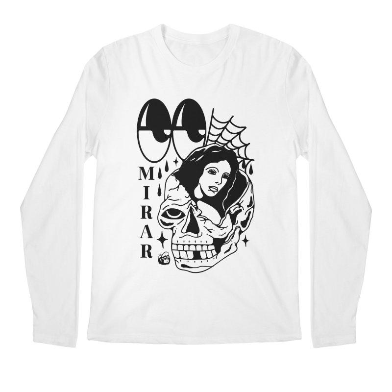 TE LLEVO Men's Regular Longsleeve T-Shirt by Mico Jones Artist Shop