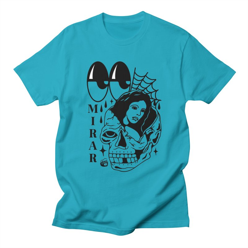 TE LLEVO Men's Regular T-Shirt by Mico Jones Artist Shop