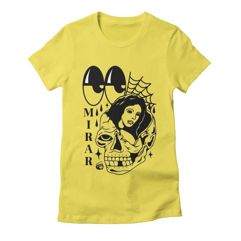 TE LLEVO Women's T-Shirt by Mico Jones Artist Shop
