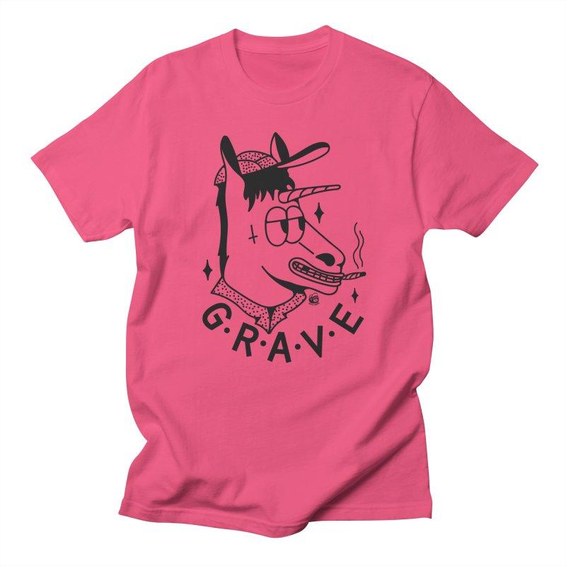 GRAVE Men's T-Shirt by Mico Jones Artist Shop
