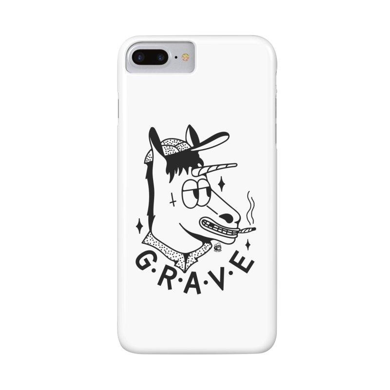 GRAVE Accessories Phone Case by Mico Jones Artist Shop