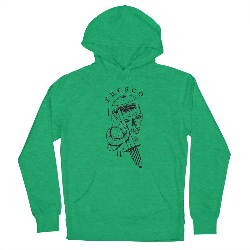 FRESCO Men's Pullover Hoody by Mico Jones Artist Shop