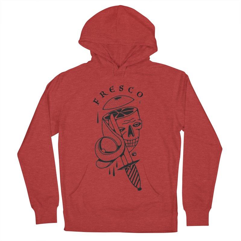 FRESCO Women's Pullover Hoody by Mico Jones Artist Shop