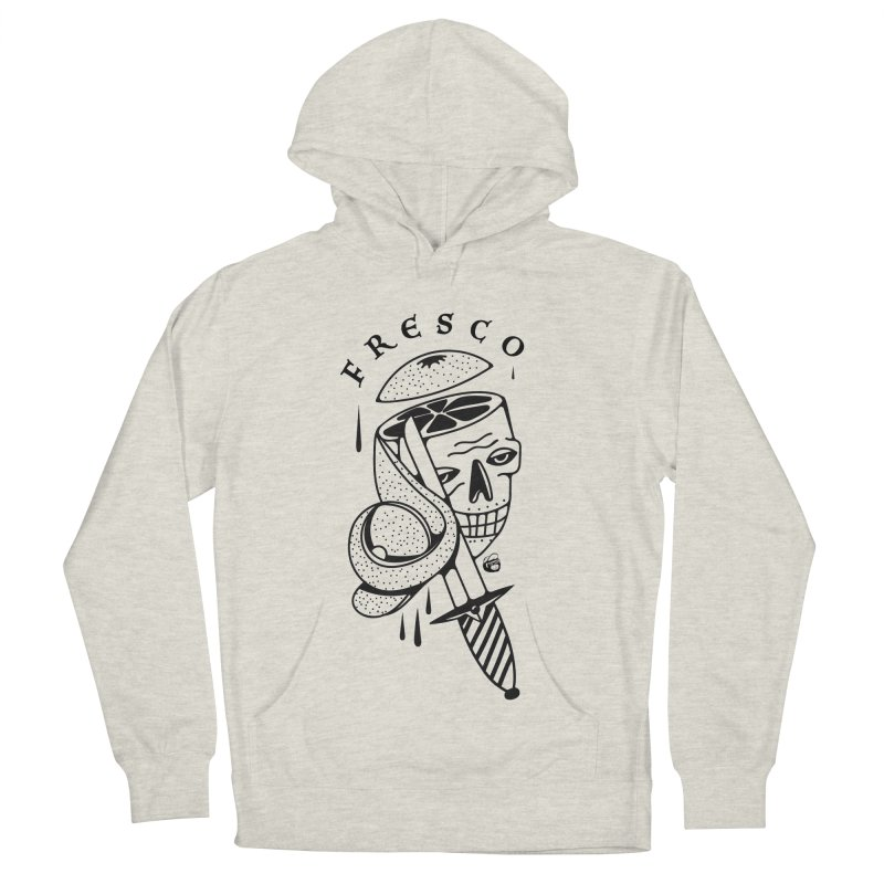 FRESCO Women's French Terry Pullover Hoody by Mico Jones Artist Shop
