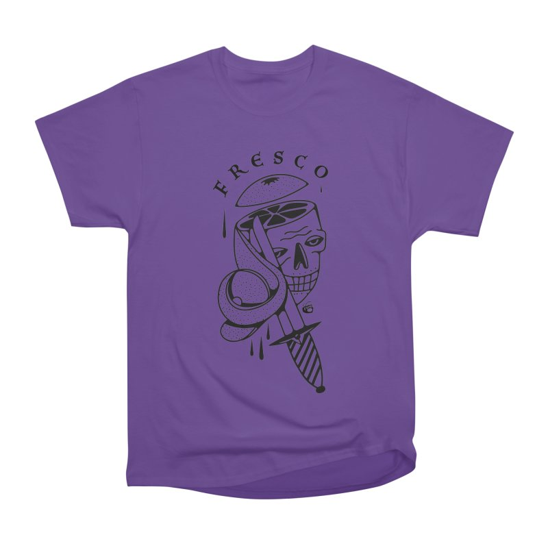 FRESCO Men's Heavyweight T-Shirt by Mico Jones Artist Shop