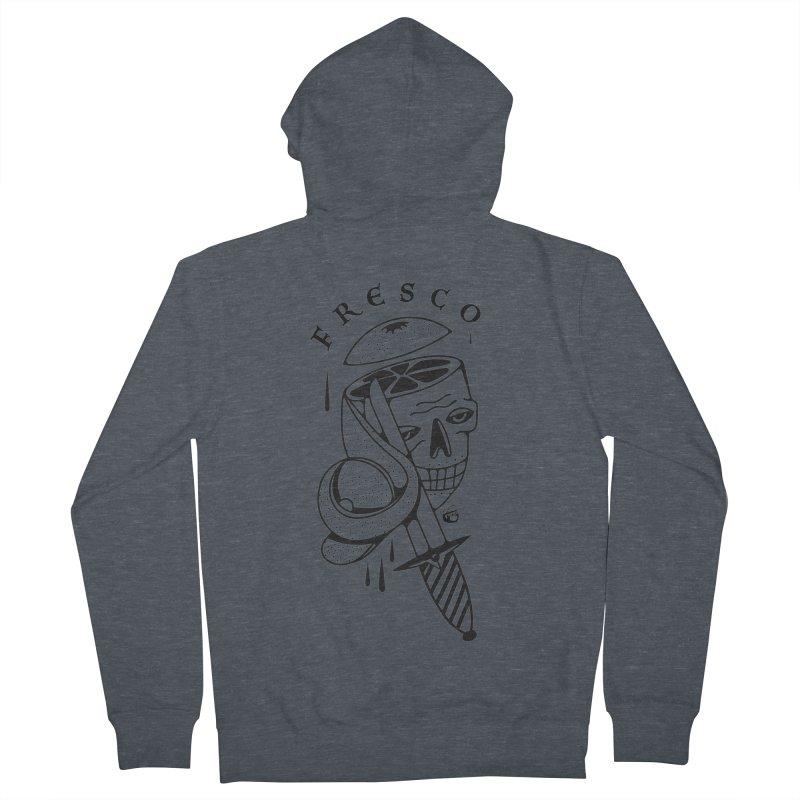 FRESCO Men's Zip-Up Hoody by Mico Jones Artist Shop