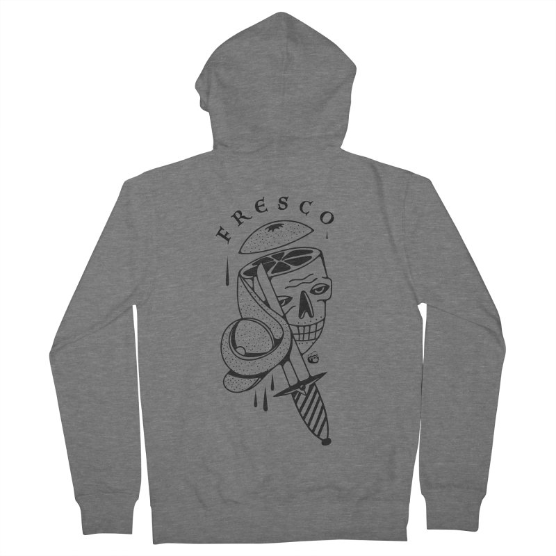 FRESCO Men's Zip-Up Hoody by Mico Jones Artist Shop