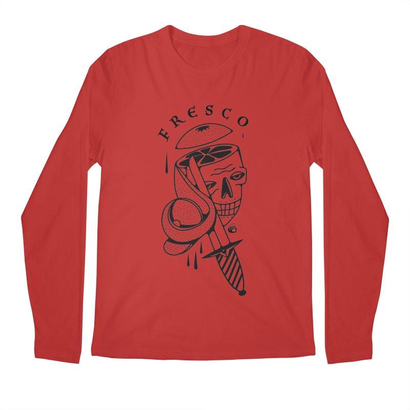 FRESCO Men's Regular Longsleeve T-Shirt by Mico Jones Artist Shop