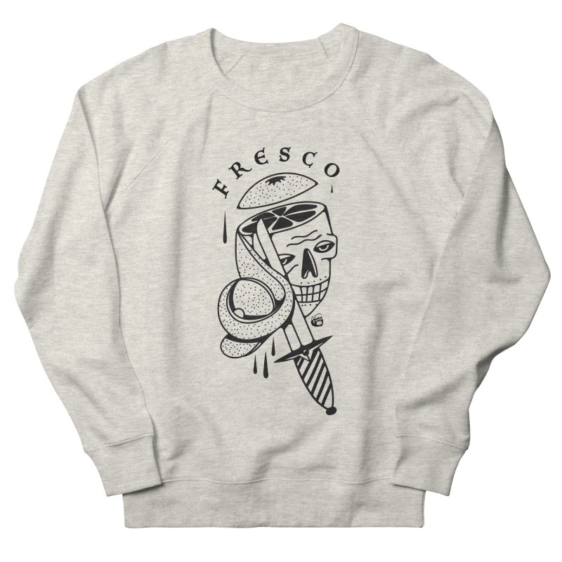 FRESCO Women's Sweatshirt by Mico Jones Artist Shop