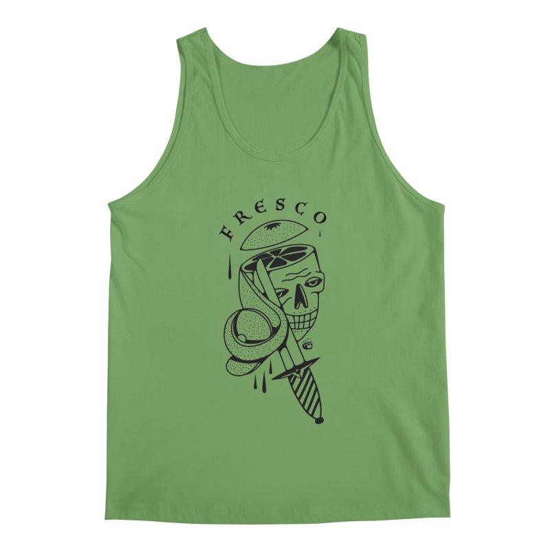 FRESCO Men's Tank by Mico Jones Artist Shop