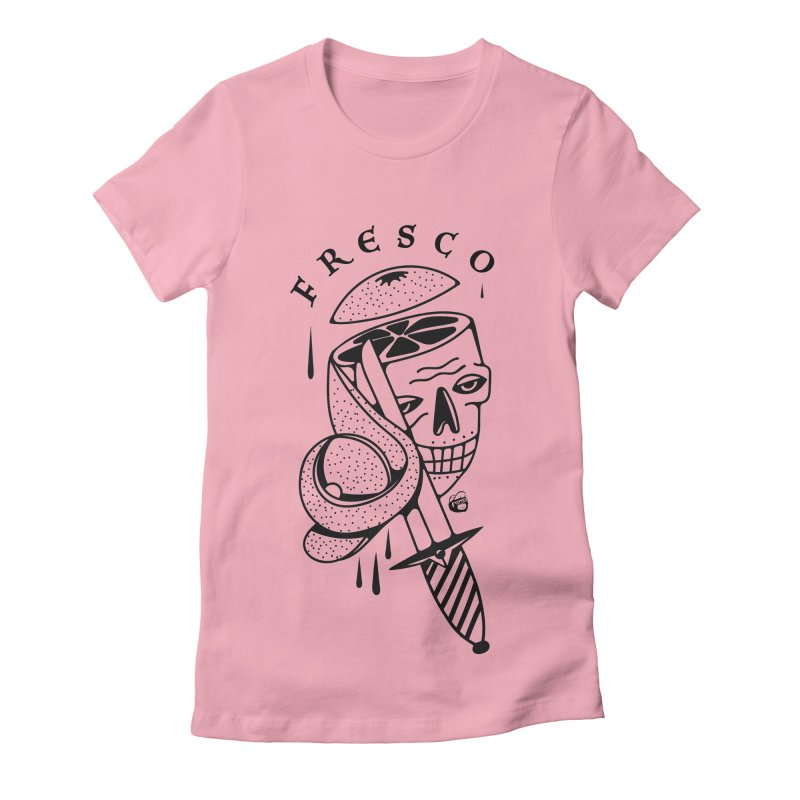 FRESCO Women's T-Shirt by Mico Jones Artist Shop