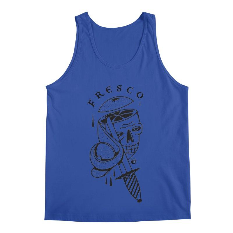 FRESCO Men's Regular Tank by Mico Jones Artist Shop