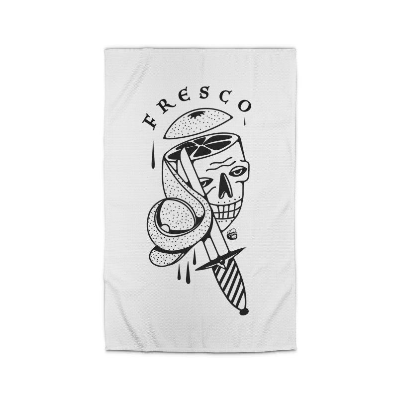FRESCO Home Rug by Mico Jones Artist Shop