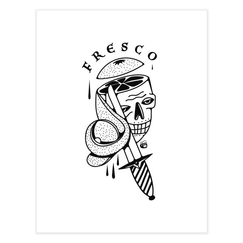 FRESCO Home Fine Art Print by Mico Jones Artist Shop