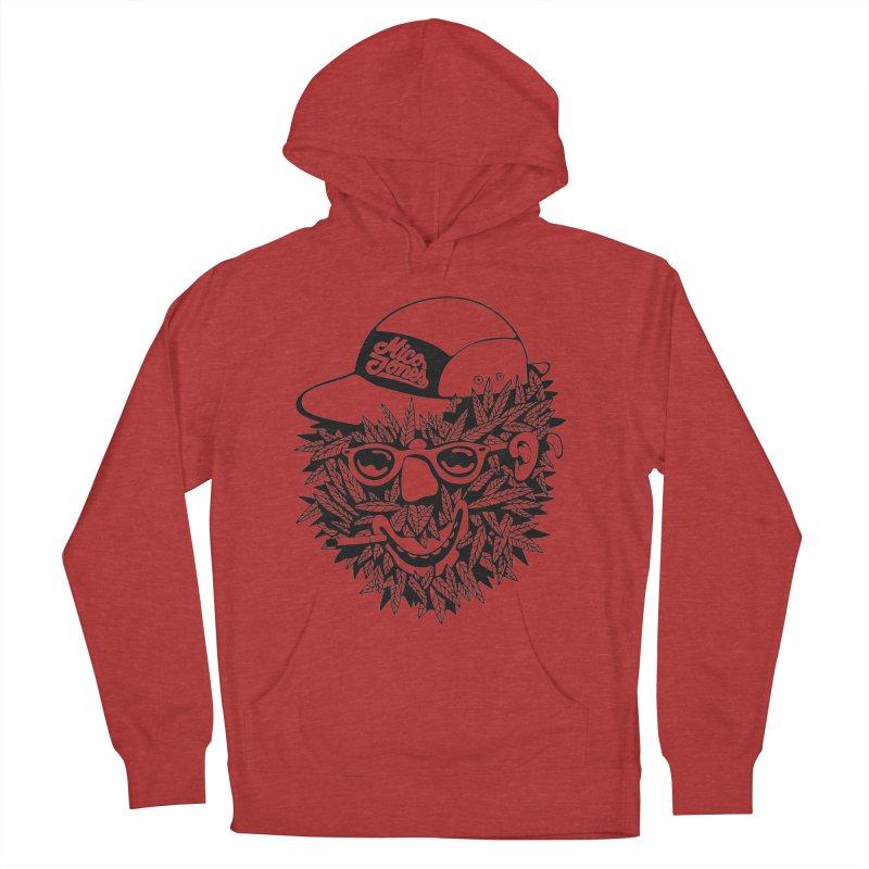 DOPE BUSH Women's Pullover Hoody by Mico Jones Artist Shop