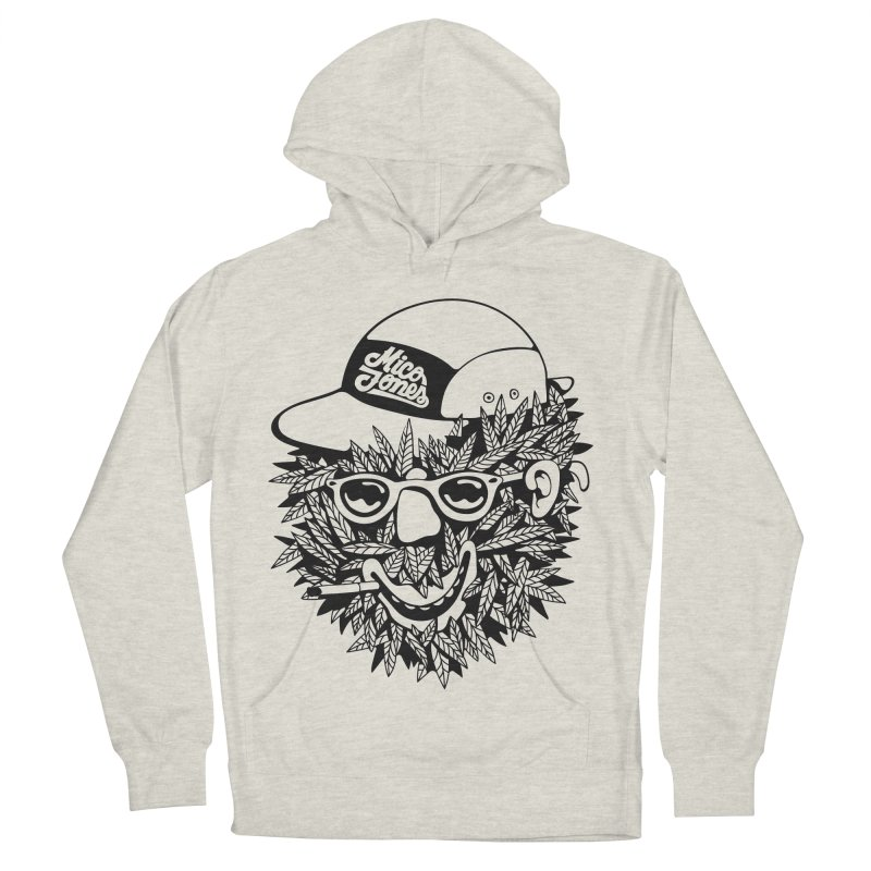 DOPE BUSH Women's Pullover Hoody by Mico Jones Artist Shop