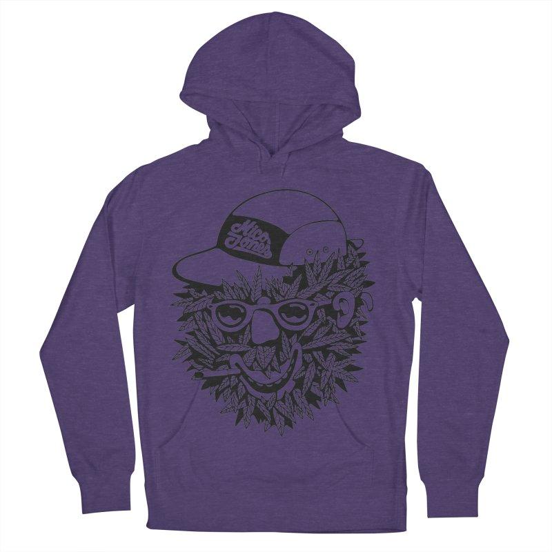 DOPE BUSH Men's Pullover Hoody by Mico Jones Artist Shop