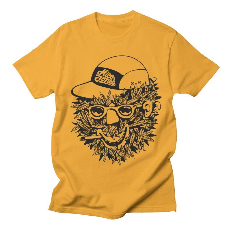 DOPE BUSH Men's T-Shirt by Mico Jones Artist Shop