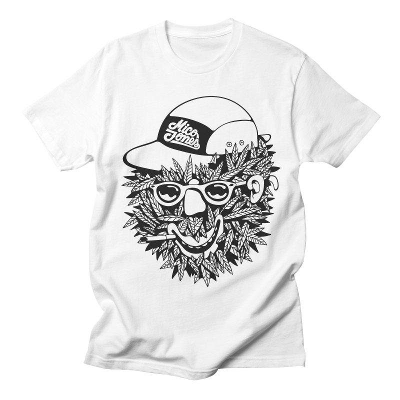 DOPE BUSH Women's Regular Unisex T-Shirt by Mico Jones Artist Shop