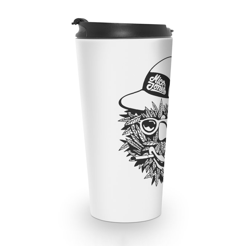 DOPE BUSH Accessories Mug by Mico Jones Artist Shop