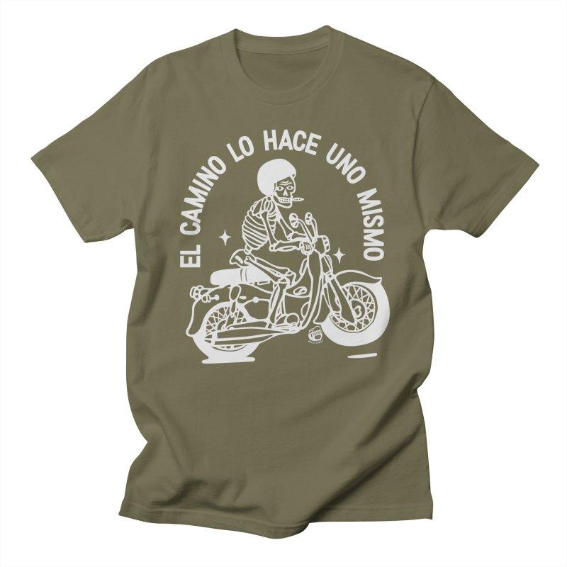 THE ROAD Men's T-Shirt by Mico Jones Artist Shop