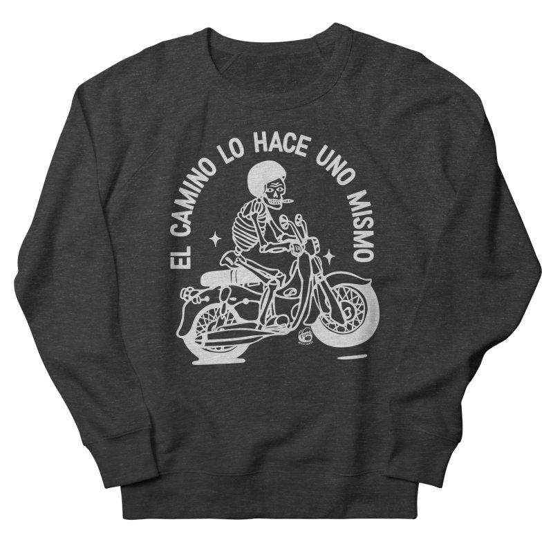 THE ROAD Women's Sweatshirt by Mico Jones Artist Shop