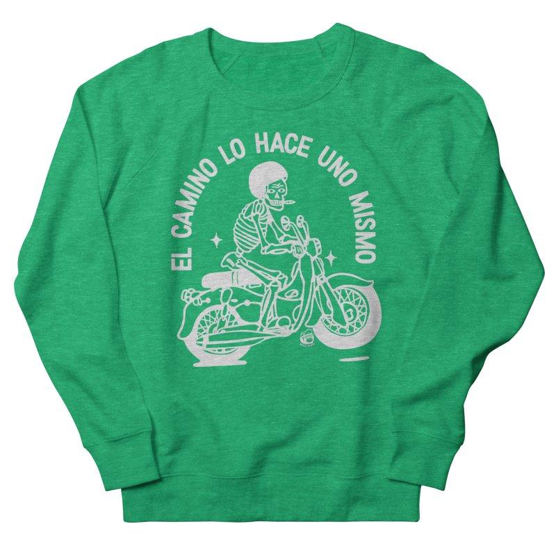 THE ROAD Men's Sweatshirt by Mico Jones Artist Shop