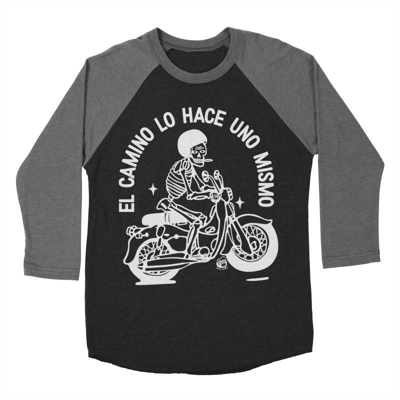 THE ROAD Men's Longsleeve T-Shirt by Mico Jones Artist Shop