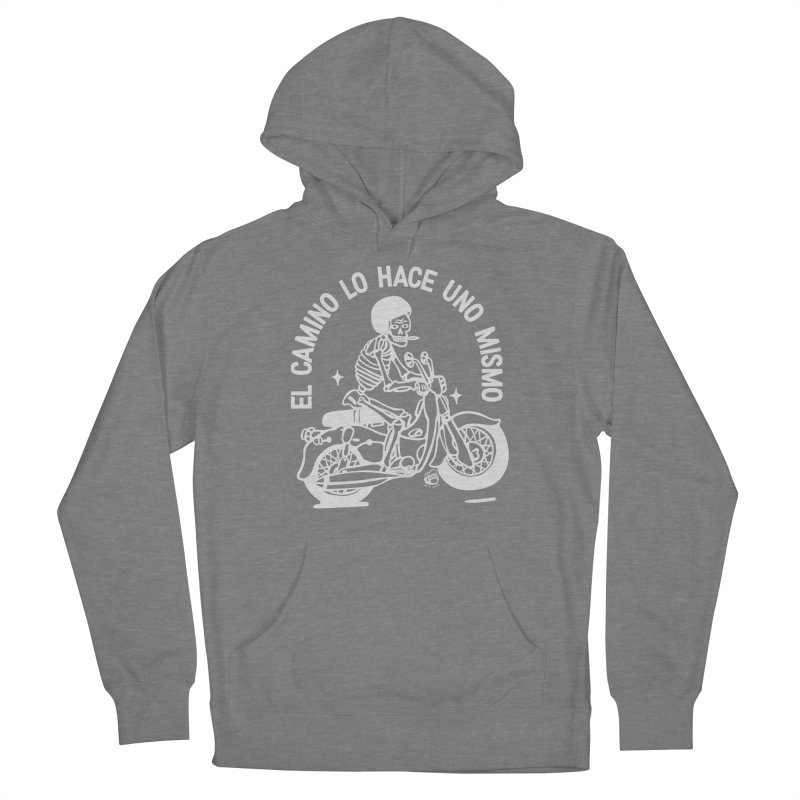 THE ROAD Women's Pullover Hoody by Mico Jones Artist Shop
