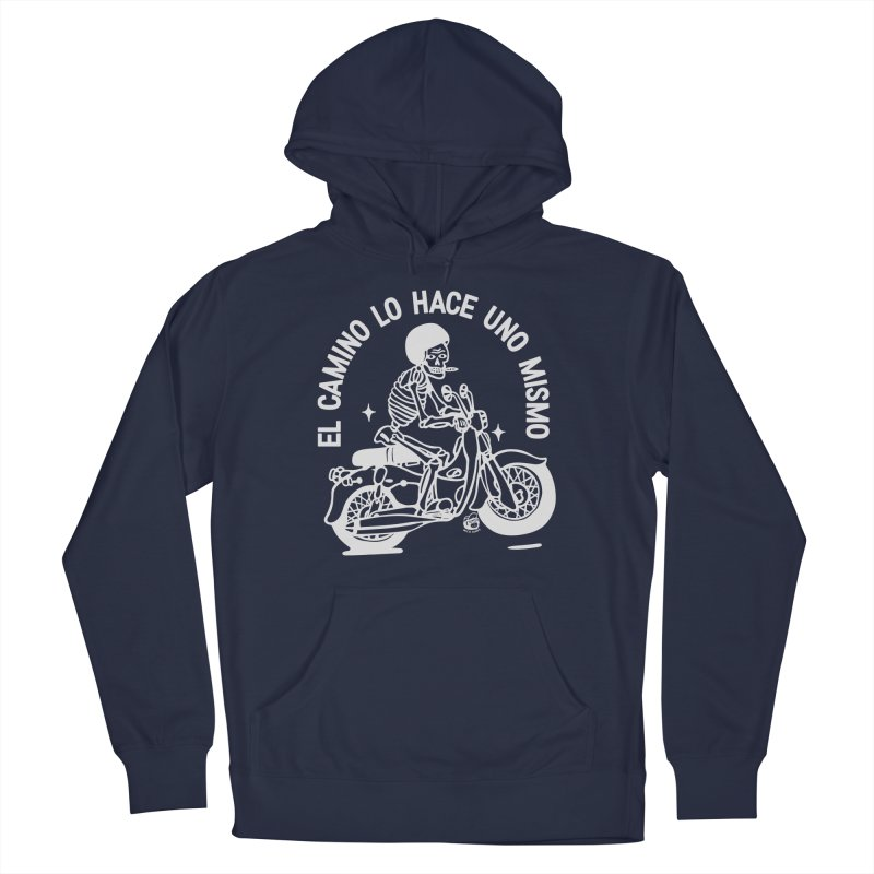 THE ROAD Men's Pullover Hoody by Mico Jones Artist Shop