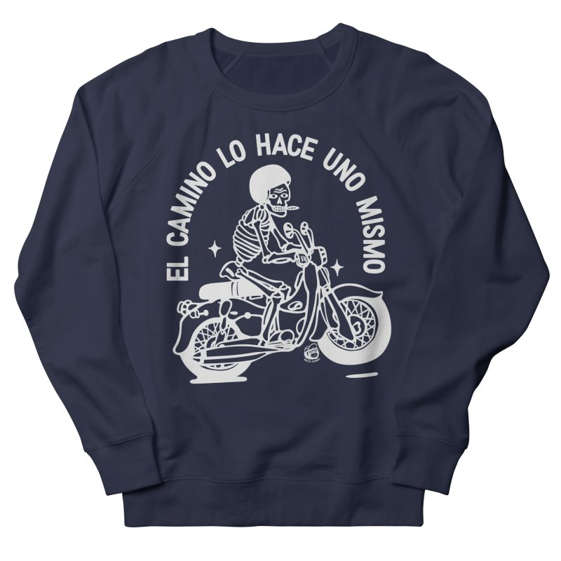 THE ROAD Women's Sweatshirt by Mico Jones Artist Shop