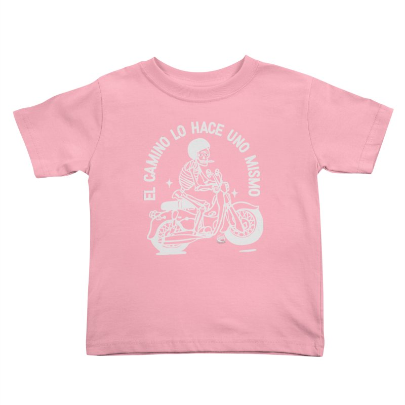 THE ROAD Kids Toddler T-Shirt by Mico Jones Artist Shop