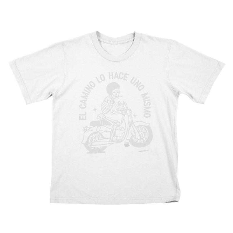 THE ROAD Kids T-Shirt by Mico Jones Artist Shop