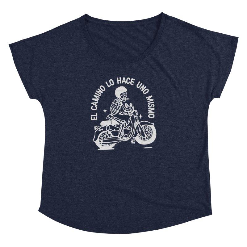 THE ROAD Women's Dolman by Mico Jones Artist Shop