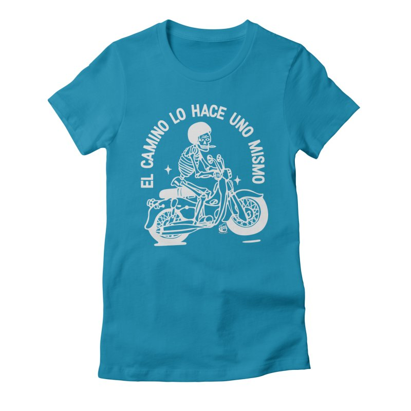 THE ROAD Women's T-Shirt by Mico Jones Artist Shop
