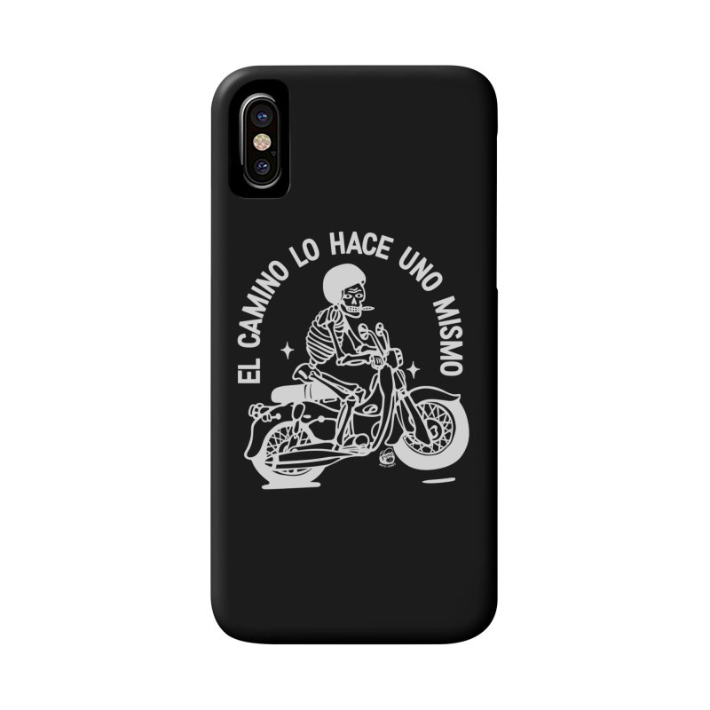 THE ROAD Accessories Phone Case by Mico Jones Artist Shop