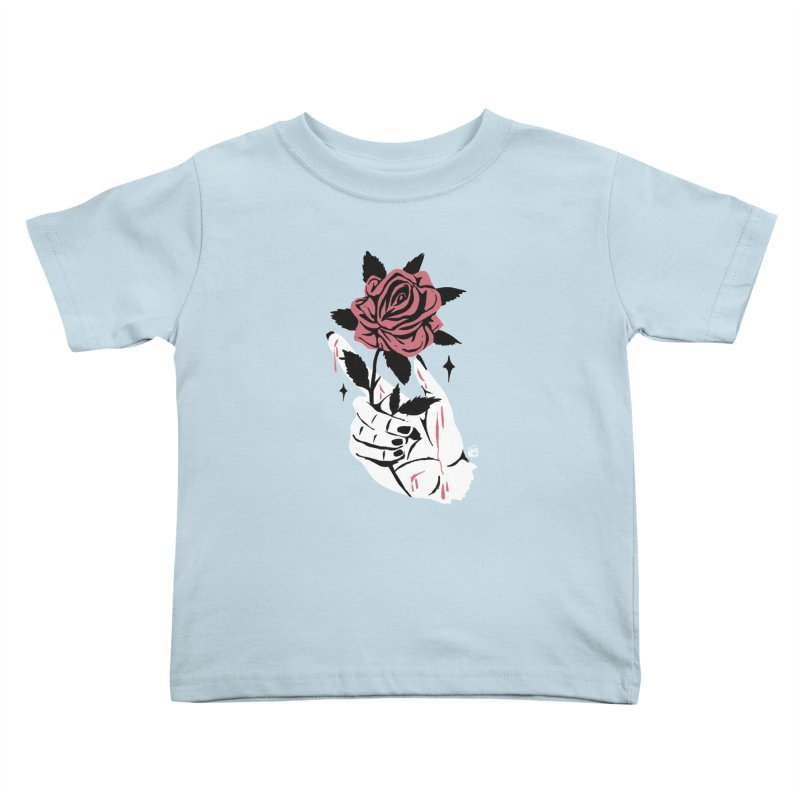 THORNS Kids Toddler T-Shirt by Mico Jones Artist Shop