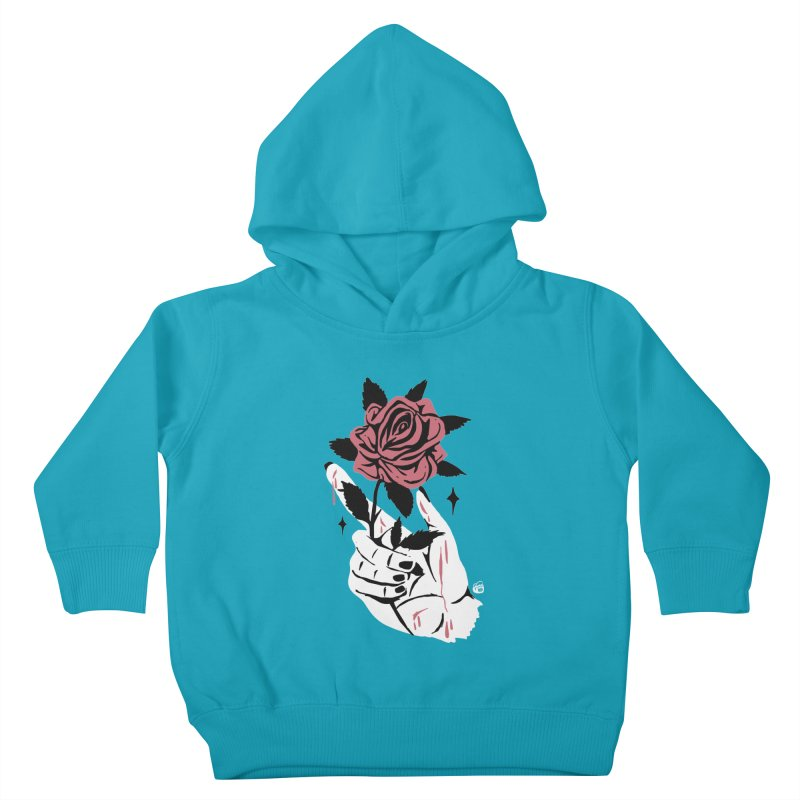 THORNS Kids Toddler Pullover Hoody by Mico Jones Artist Shop
