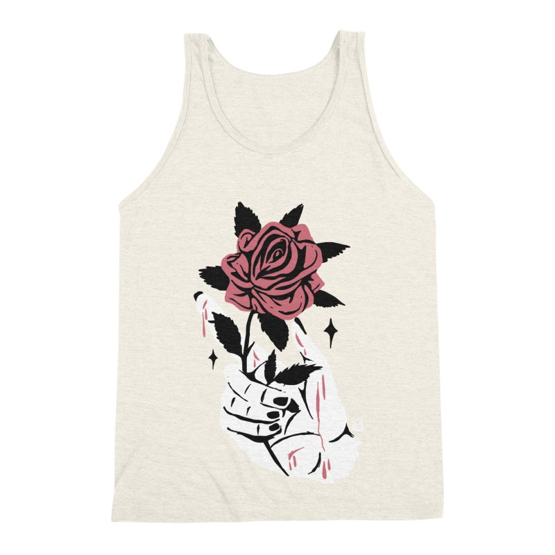 THORNS Men's Triblend Tank by Mico Jones Artist Shop