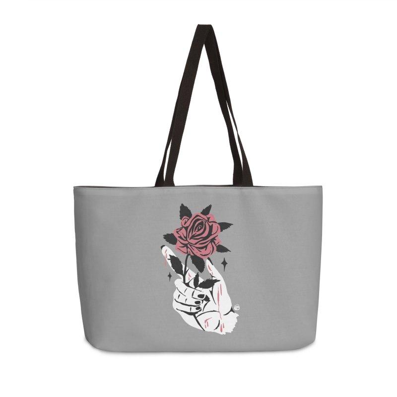 THORNS Accessories Weekender Bag Bag by Mico Jones Artist Shop