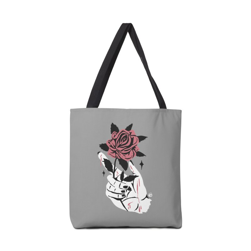 THORNS Accessories Tote Bag Bag by Mico Jones Artist Shop