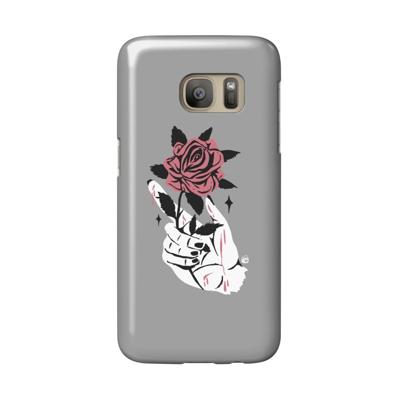 THORNS Accessories Phone Case by Mico Jones Artist Shop