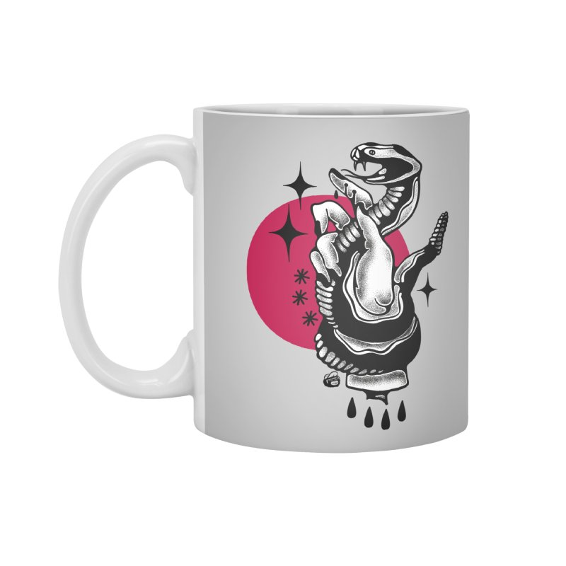 POISON Accessories Standard Mug by Mico Jones Artist Shop