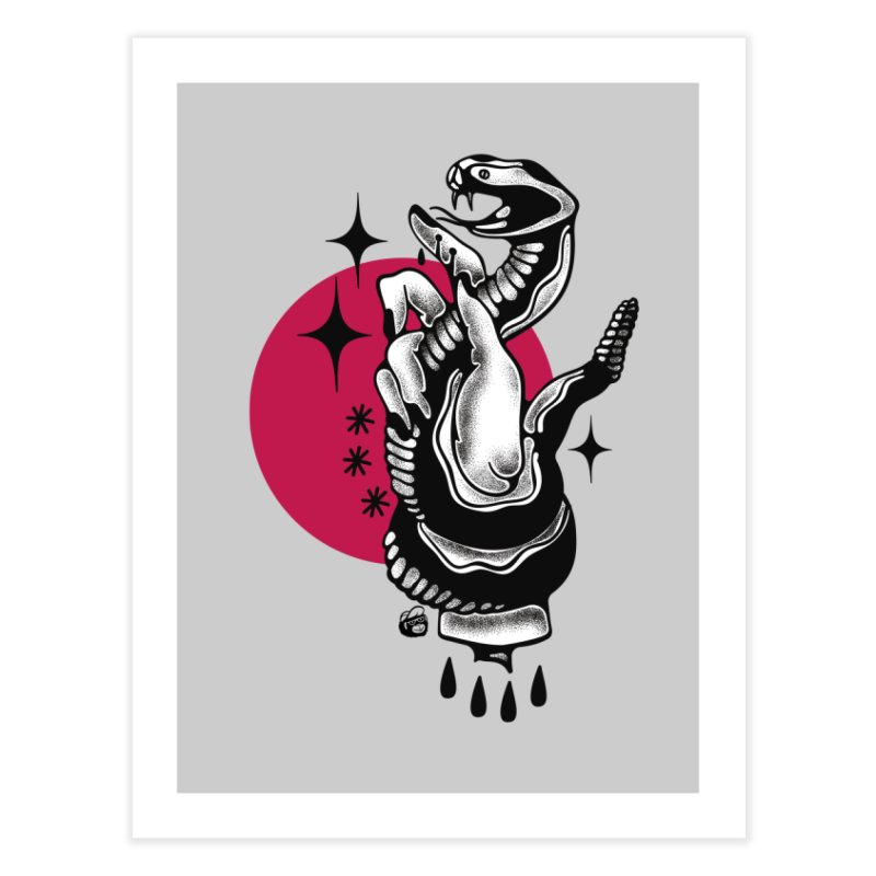 POISON Home Fine Art Print by Mico Jones Artist Shop