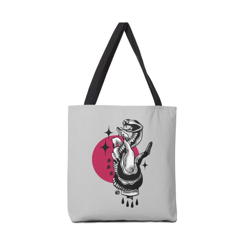 POISON Accessories Tote Bag Bag by Mico Jones Artist Shop