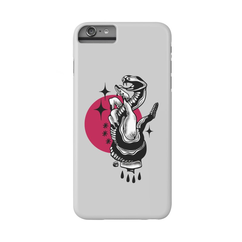 POISON Accessories Phone Case by Mico Jones Artist Shop