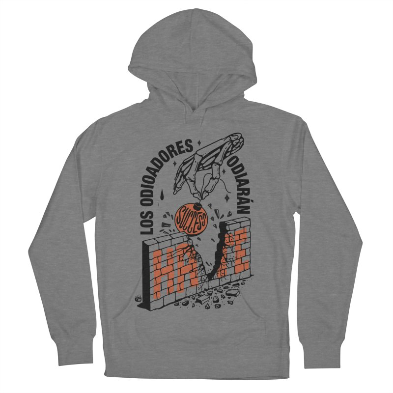 HATERS Men's Pullover Hoody by Mico Jones Artist Shop