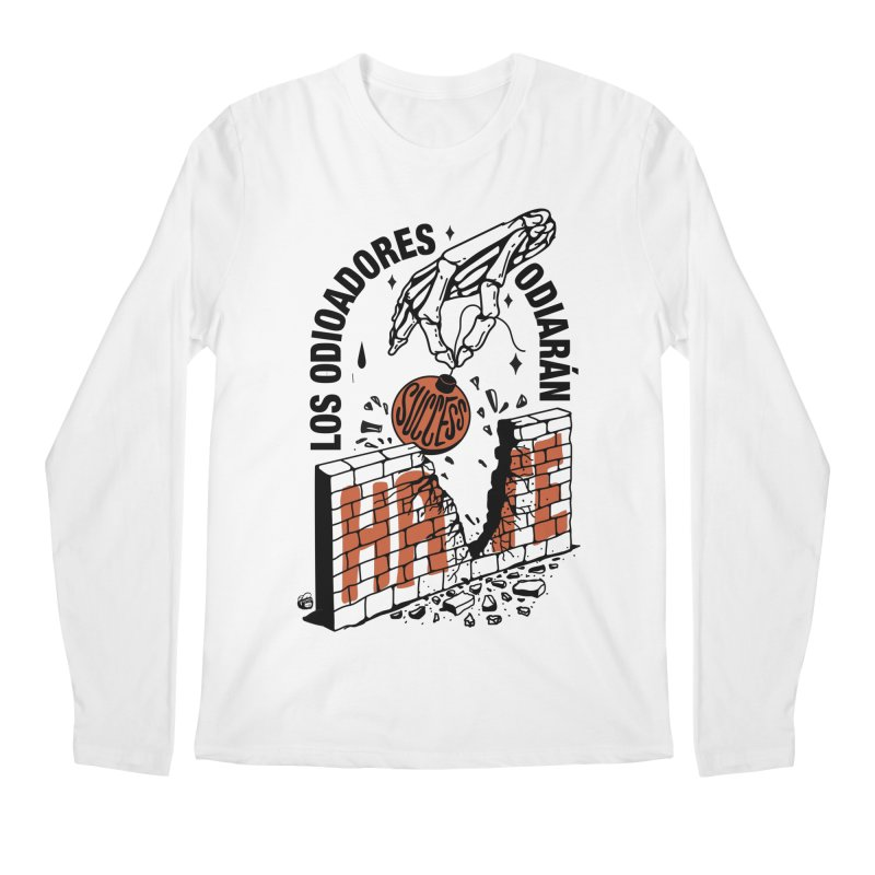 HATERS Men's Regular Longsleeve T-Shirt by Mico Jones Artist Shop