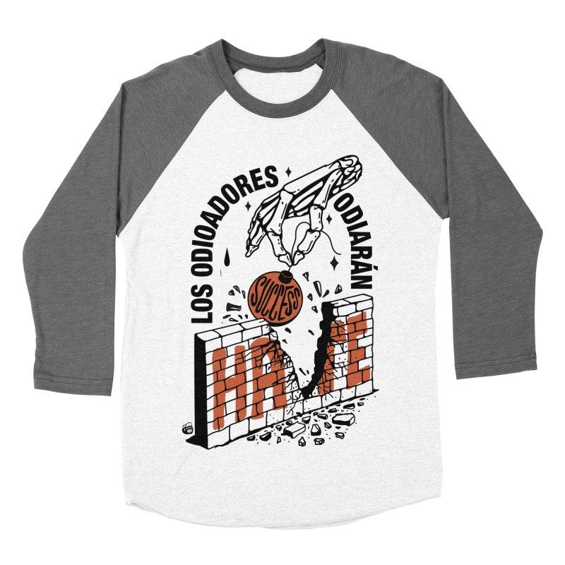 HATERS Men's Longsleeve T-Shirt by Mico Jones Artist Shop