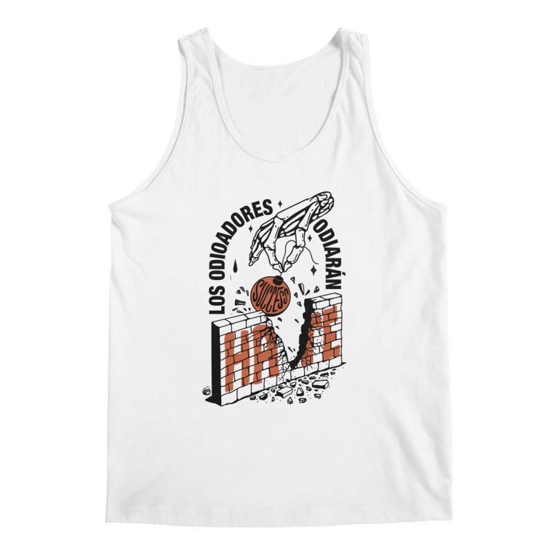 HATERS Men's Tank by Mico Jones Artist Shop
